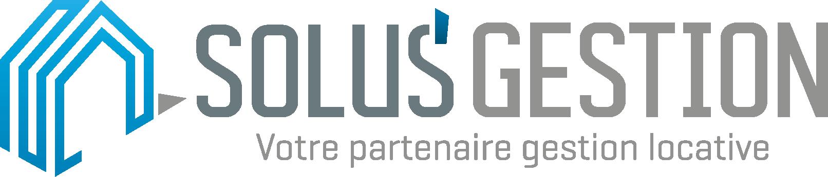 Solus'Gestion - Partenaire Gestion Locative des agences immobilières - Logo Solus'Gestion